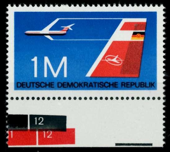 DDR 1972 Nr 1752 postfrisch URA 98BA26