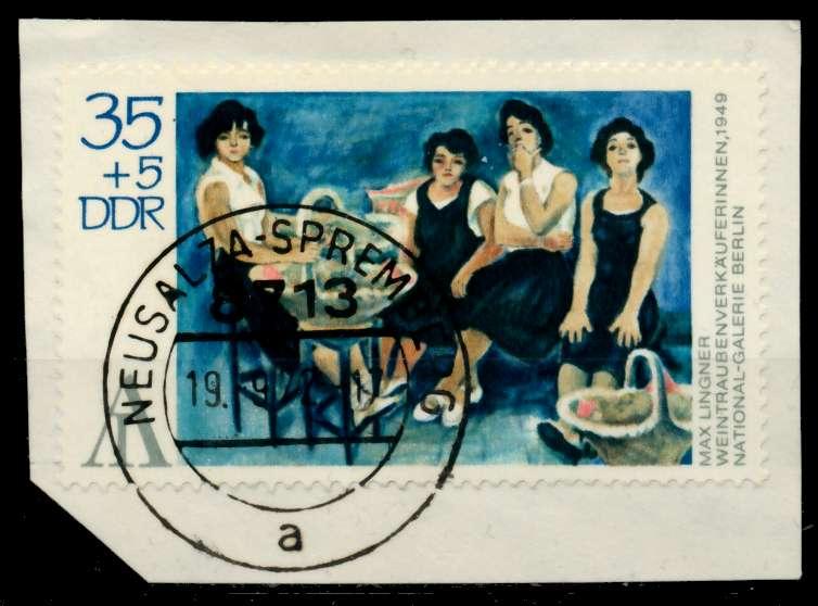 DDR 1972 Nr 1788 gestempelt Briefst³ck zentrisch 9973EA