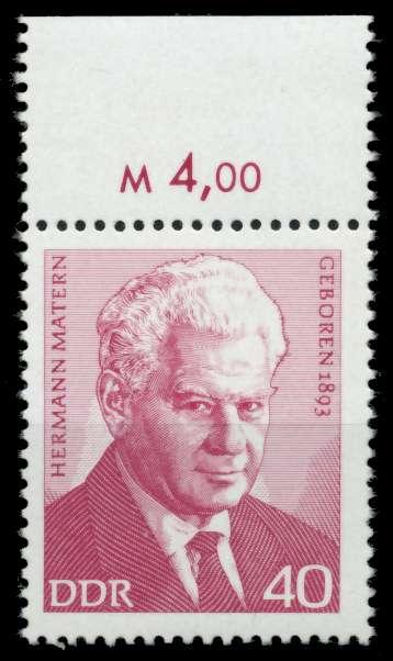 DDR 1973 Nr 1855 postfrisch ORA 68A6F6