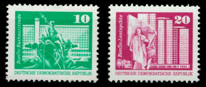 DDR 1973 Nr 1868-1869 postfrisch 68A8C6