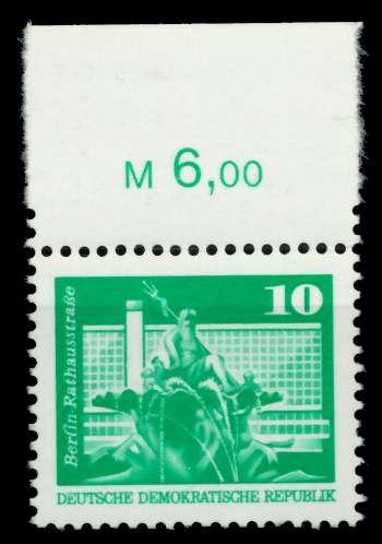 DDR 1973 Nr 1868v postfrisch ORA 68A8EE