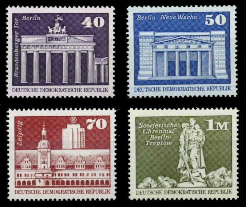 DDR 1973 Nr 1879-1882 postfrisch S050FD2