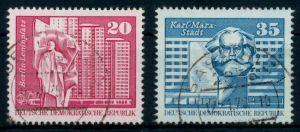 DDR 1973 Nr 1820-1821 gestempelt 68AC1A