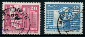 DDR 1973 Nr 1820-1821 gestempelt 68AC62