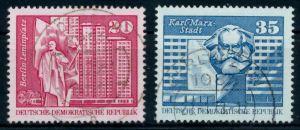 DDR 1973 Nr 1820-1821 gestempelt 68AC86