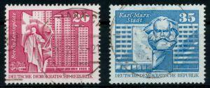 DDR 1973 Nr 1820-1821 gestempelt 68AD02