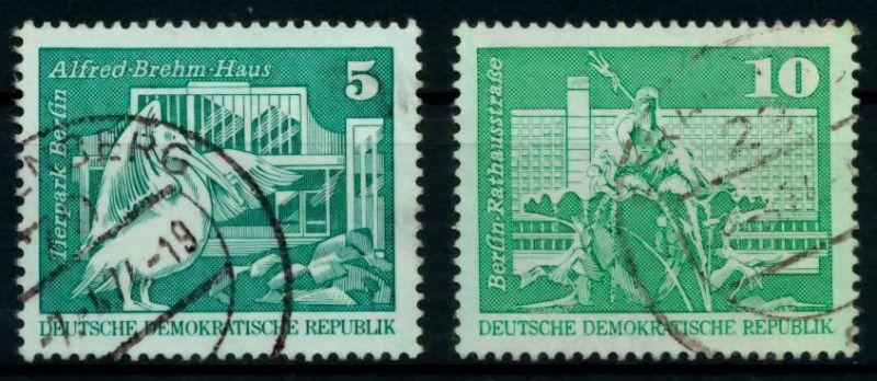 DDR 1973 Nr 1842-1843 gestempelt 68AD62