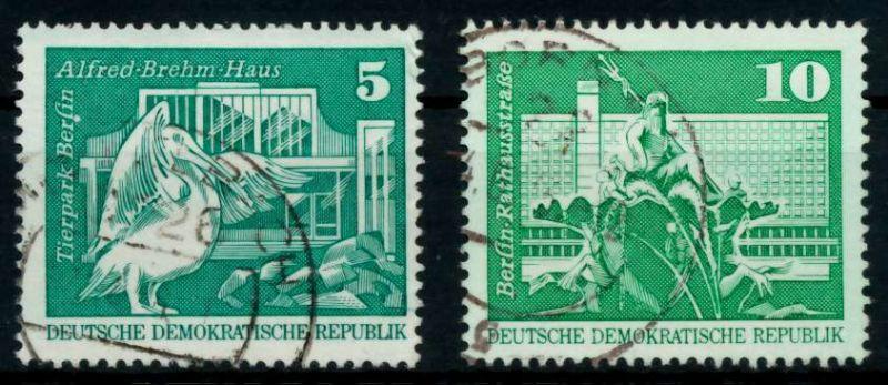 DDR 1973 Nr 1842-1843 gestempelt 68AD6E