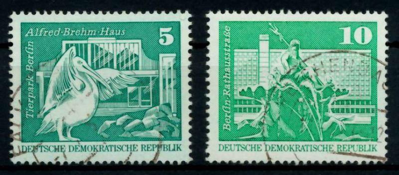 DDR 1973 Nr 1842-1843 gestempelt 68AD96
