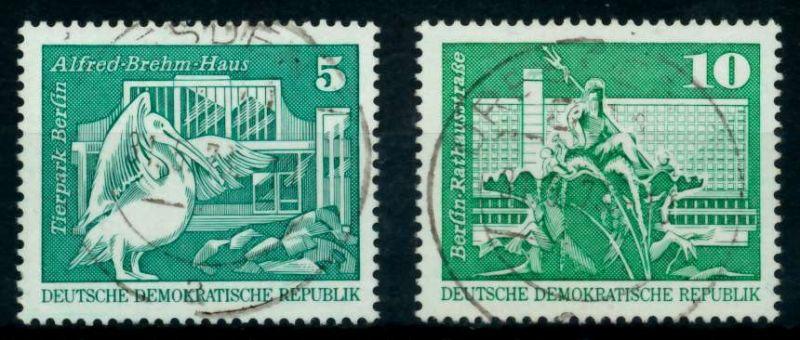 DDR 1973 Nr 1842-1843 gestempelt 68ADAA
