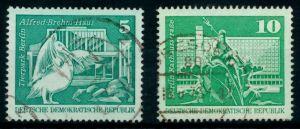 DDR 1973 Nr 1842-1843 gestempelt 68ADEE