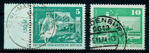 DDR 1973 Nr 1842-1843 gestempelt 68ADFE