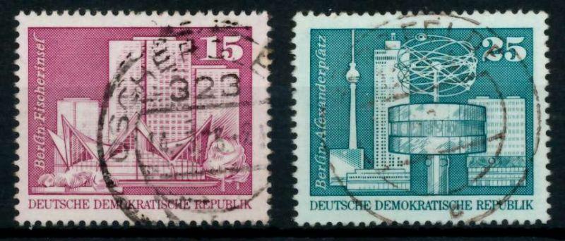 DDR 1973 Nr 1853-1854 gestempelt 6915F2