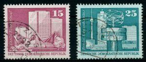 DDR 1973 Nr 1853-1854 gestempelt 691616