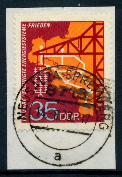 DDR 1973 Nr 1871 zentrisch gestempelt Briefst³ck 691702