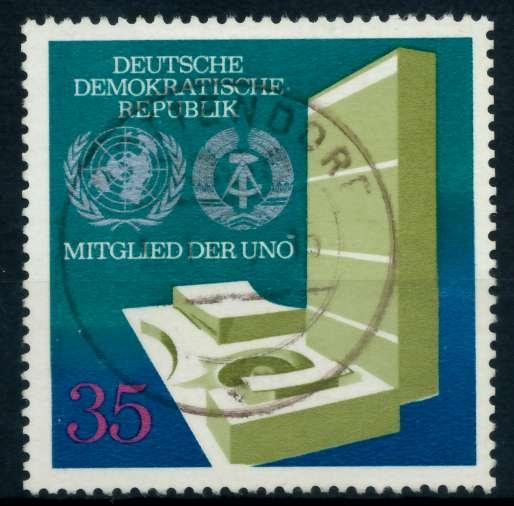 DDR 1973 Nr 1883 zentrisch gestempelt 69173A