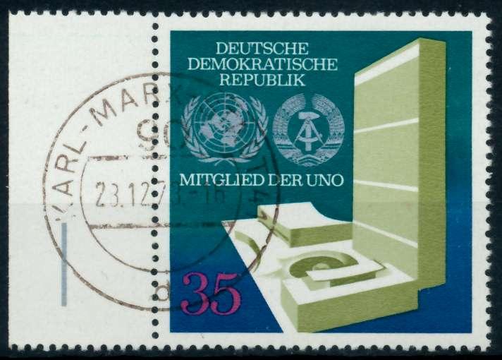 DDR 1973 Nr 1883 zentrisch gestempelt 69173E