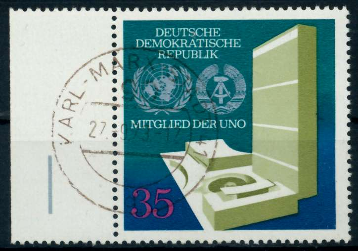 DDR 1973 Nr 1883 zentrisch gestempelt 69174A