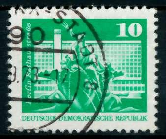 DDR 1973 Nr 1868vR gestempelt 691792