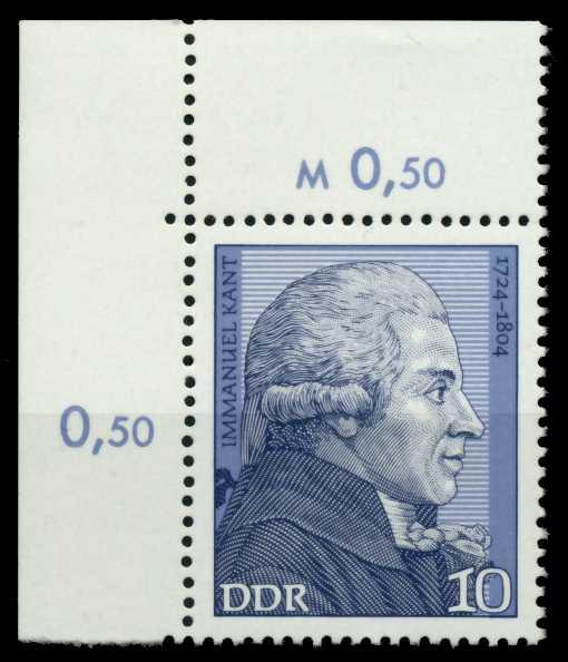 DDR 1974 Nr 1942 postfrisch ECKE-OLI 69492A
