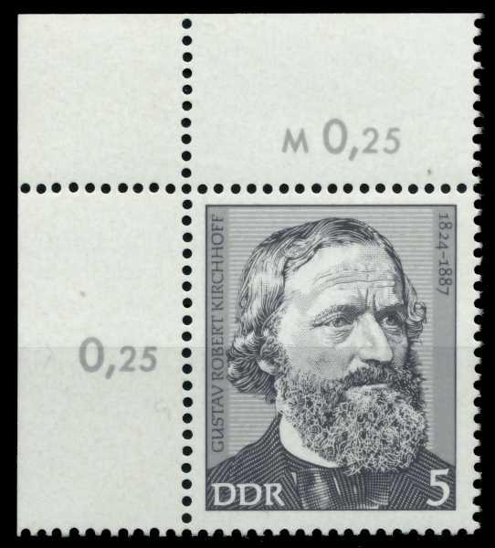 DDR 1974 Nr 1941 postfrisch ECKE-OLI 694942