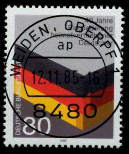 BRD 1985 Nr 1265 zentrisch gestempelt 6970AA