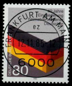 BRD 1985 Nr 1265 zentrisch gestempelt 6970BA