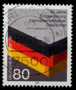 BRD 1985 Nr 1265 zentrisch gestempelt 6970EA