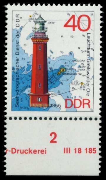 DDR 1974 Nr 1957 postfrisch URA 69723A