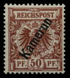 KAMERUN Nr 6 postfrisch 6B010E