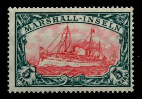 MARSHALL-INSELN Nr 27AI postfrisch 6B2232