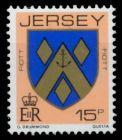 JERSEY Nr 268C postfrisch 6C19D6