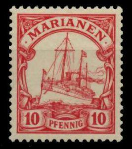 MARIANEN Nr 9 postfrisch 6CC2DE
