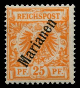 MARIANEN Nr 5IIa postfrisch 6B21C2