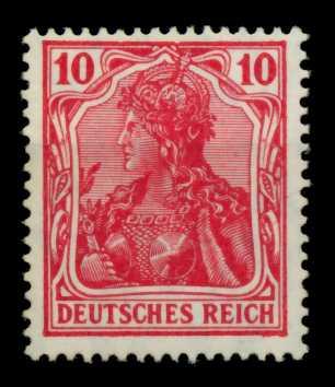 D-REICH PROPAGANDA Nr 4 postfrisch 6D5D42