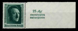 3. REICH 1937 Nr 650 postfrisch 6D5D5E