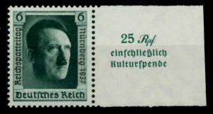 3. REICH 1937 Nr 650 postfrisch 6D5D7E