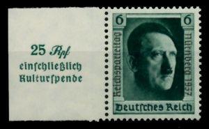 3. REICH 1937 Nr 650 postfrisch 6DD232