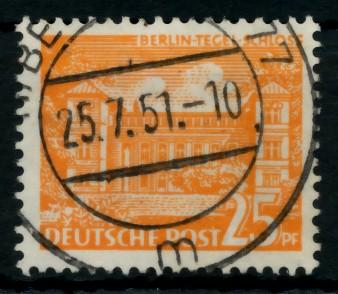 BERLIN DS BAUTEN 1 Nr 50 gestempelt 6E0DC6