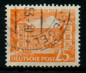 BERLIN DS BAUTEN 1 Nr 50 gestempelt 6E0E36