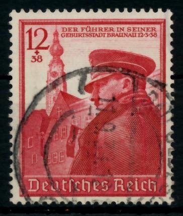 3. REICH 1939 Nr 691 gestempelt 6E2E66