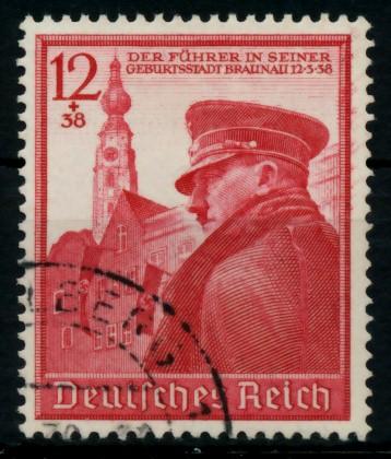 3. REICH 1939 Nr 691 gestempelt 6E2EA2