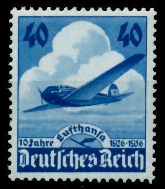 DEUTSCHES REICH 1936 Nr 603 postfrisch 6E2EAE
