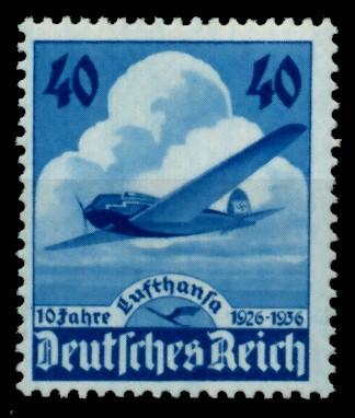 DEUTSCHES REICH 1936 Nr 603 postfrisch 6E2EB6