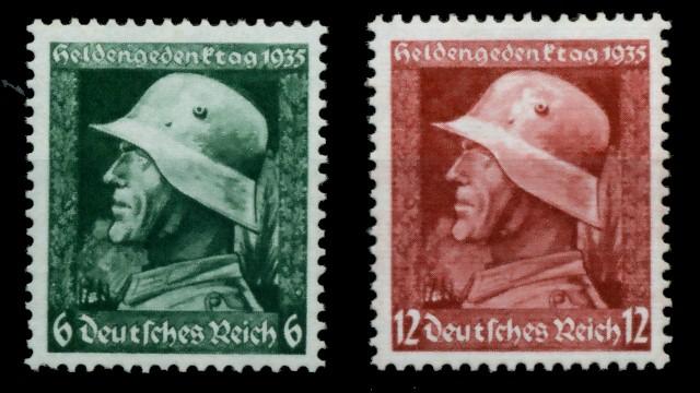 3. REICH 1935 Nr 569y-570y postfrisch 6E2ED2