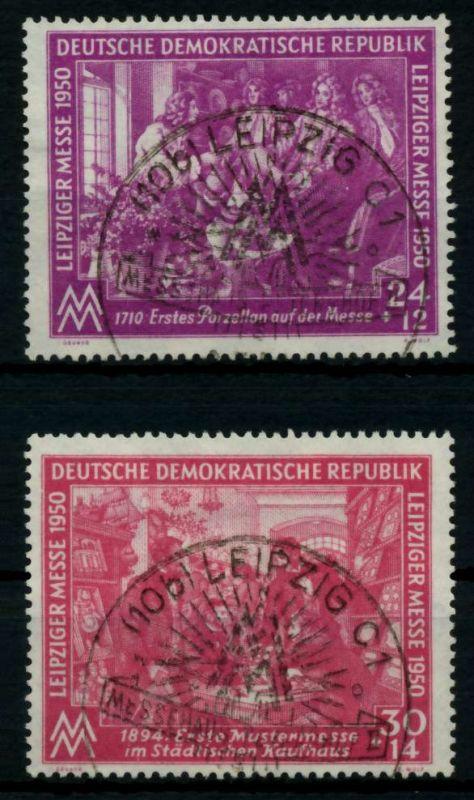 DDR 1950 Nr 248-249 gestempelt 6EAA12