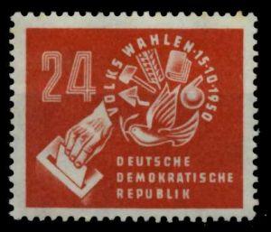 DDR 1950 Nr 275 postfrisch 6EAA5E