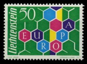LIECHTENSTEIN 1960 Nr 398I postfrisch 6F687E