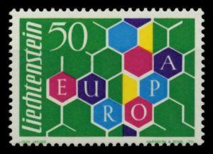 LIECHTENSTEIN 1960 Nr 398I postfrisch 6F688A