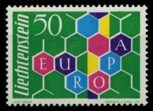 LIECHTENSTEIN 1960 Nr 398I postfrisch 6F68A2